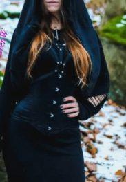 Empress Raven Wood